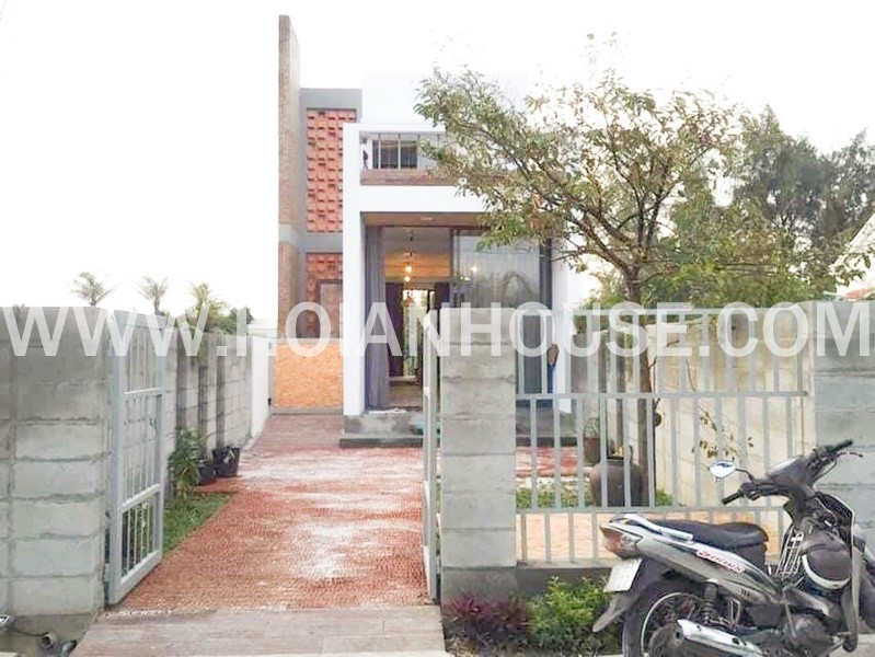2 BEDROOMHOUSEFOR RENT IN HOI AN (WITH RIVER VIEW) (#HAH357)