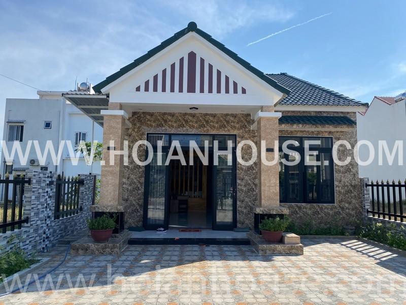 1 STORY HOUSE FOR RENT IN HOI AN (NEAR AN BANG BEACH) (#HAH359)_1