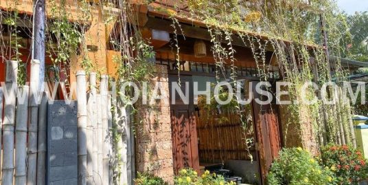 3 BEDROOM HOUSE FOR RENT IN HOI AN (AN BANG BEACH) (#HAH362)