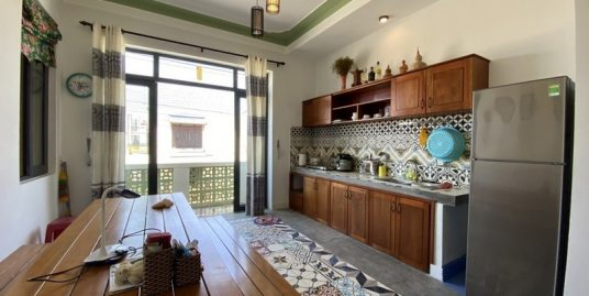 1 BEDROOM APARTMENT FOR RENT IN HOI AN (TAN THANH BEACH) (#HAA369)