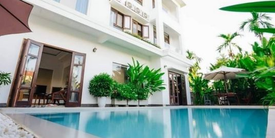 4 BEDROOM HOUSE FOR RENT IN HOI AN (WITH PRIVATE POOL) (#HAH371)