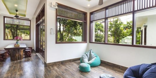 7 BEDROOM VILLA FOR RENT IN HOI AN (PRIVATE POOL) (#HAH370)
