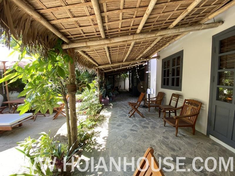 BUNGALOW BY THE BEACH IN AN BANG, HOI AN FOR RENT (#HAA378)_2