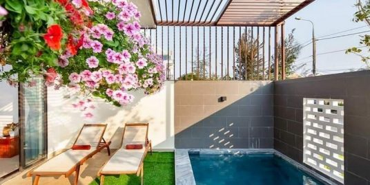 7 BEDROOM HOUSE FOR RENT IN HOI AN (WITH PRIVATE POOL) (#HAH372)