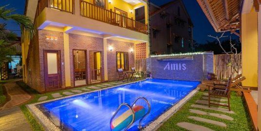6 BEDROOM VILLA FOR RENT IN HOI AN (WITH POOL) (#HAH374)