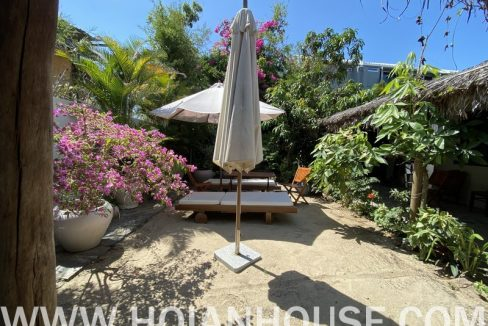 BUNGALOW BY THE BEACH IN AN BANG, HOI AN FOR RENT (#HAA378)_3