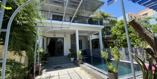 3 BEDROOM HOUSE FOR RENT HOI AN (WITH PRIVATE POOL) (#HAH365)