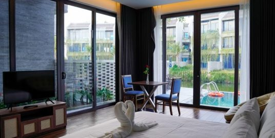 1 BEDROOM APARTMENT FOR RENT IN VILLA COMPOUND IN HOI AN (WITH SWIMMING POOL) (#HAA373))